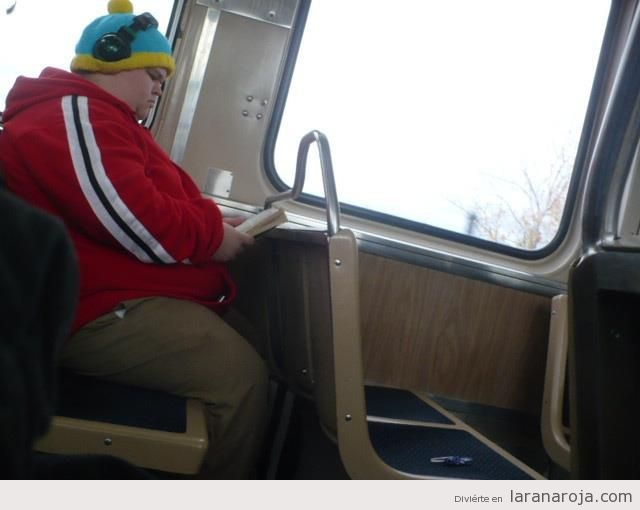 Cartman de south Park existe n la vida real
