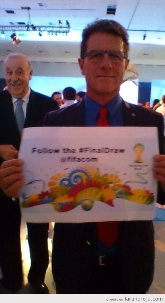 Vicente del Bosque jodefotos a Capello