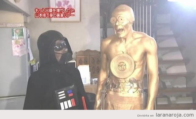 Star Wars Asian Level